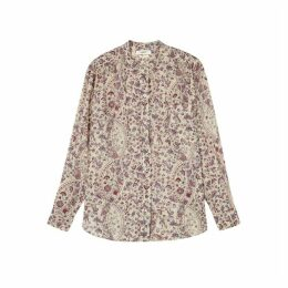Isabel Marant Étoile Mexika Printed Cotton Shirt