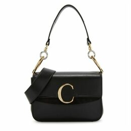 Chloé Chloé C Small Leather Shoulder Bag