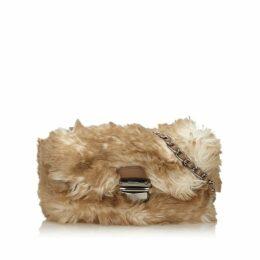 Prada Brown Shoulder Bag