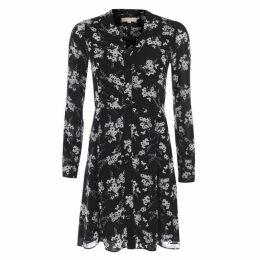 MICHAEL Michael Kors Michael Kors Botanical Dress Womens