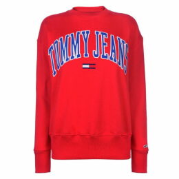 Tommy Jeans Tommy Collegiate Crew Sweater