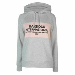 Barbour International Barbour Croft Hoody Womens