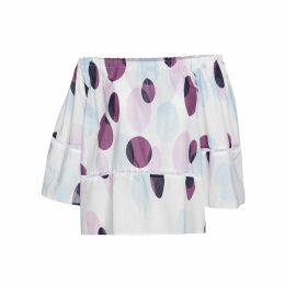 Jessica Russell Flint - The Pineapple Cliche Classic Make Up Bag