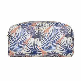 Fenella Smith - Giraffe Vegan Leather Box Wash Bag