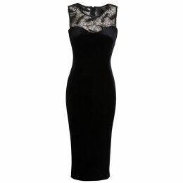 Lucy Engels - Large Makeup Bag Big Spot Grey