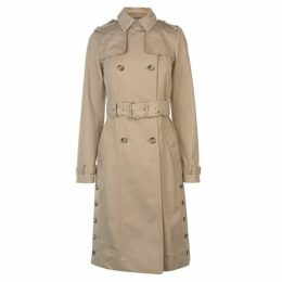MICHAEL Michael Kors MICHAEL Trench Jacket Womens