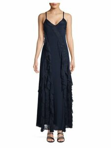 Jayda Godet Maxi Dress