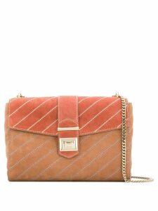 Jimmy Choo Marianne shoulder bag - Pink