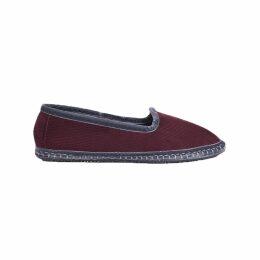 WtR - Layering Purple Cotton Cardigan