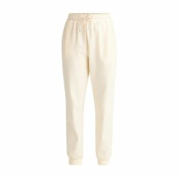 Vivienne Hu - Pinstripe Bubble Skirt With Ruffle Detail