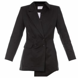 Talented - Asymmetric Blazer Black