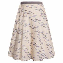 GISY - Lavender Wrap Skirt