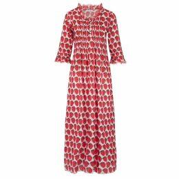 DIANA ARNO - Hailey Raw Edge Tweed Dress