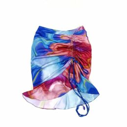 Baukjen - Jordan Skirt In Navy & White