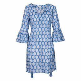 At Last. - Royal Blue Belle Dress