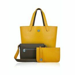 CHARFLEET - Medium Peacock Pouch