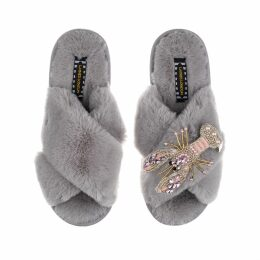 Vivienne Hu - Green Skirt With Asymmetric Fringe Detail
