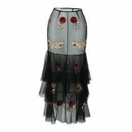 Isabelle Quinn - Quindon Mesh Skirt