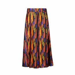 Isabel Manns - Gracie Silk Satin Skirt