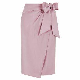 CocooVe - Lilia Floral Wrap Dress