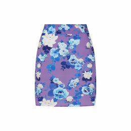 Sophie Cameron Davies - Floral Mini Skirt