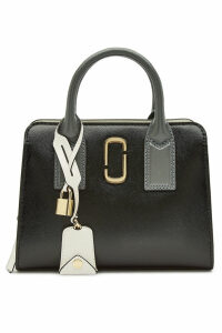 Marc Jacobs Little Big Shot Leather Handbag