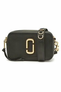 Marc Jacobs The Softshot 21 Leather Crossbody Bag