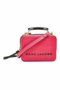 Marc Jacobs The Box 20 Leather Shoulder Bag