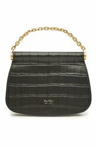 Max Mara Jana Leather Shoulder Bag