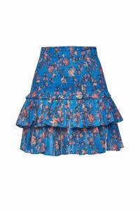 Isabel Marant toile Naomi Printed Cotton Skirt