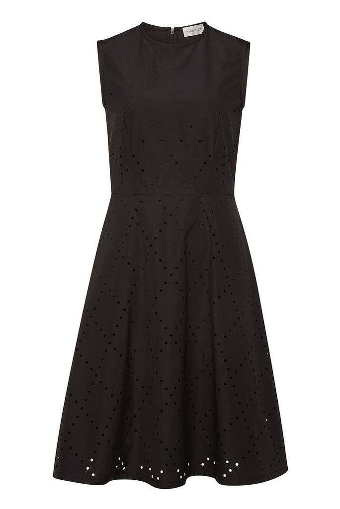 Moncler Genius 6 Moncler Noir Kei Ninomiya Sleeveless Dress with Cotton