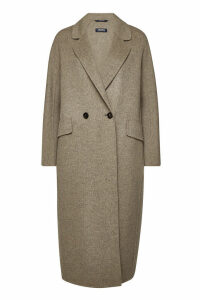 S Max Mara Cardi Virgin Wool Coat
