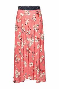 Velvet Susanna Printed Midi Skirt