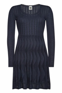 M Missoni Mini Dress with Wool