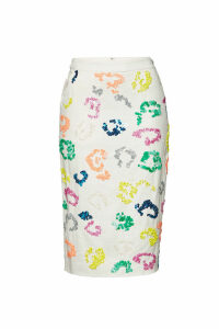 ESSENTIEL ANTWERP Embellished Cotton Skirt