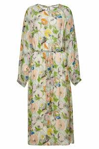 ESSENTIEL ANTWERP Printed Maxi Dress