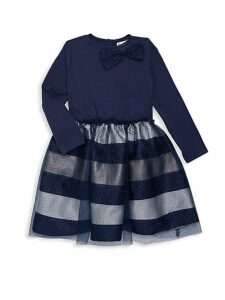 Little Girl's Special Occasion Flare Dress