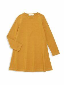 Little Girl's & Girl's Dombi Angel Wing T-Shirt Dress