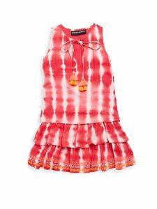 Little Girl's & Girl's Dip Dye Dress