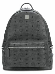 MCM small Stark backpack - Grey