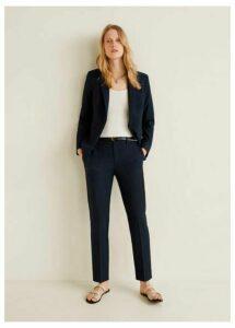 Essential structured blazer