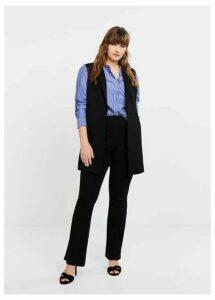 Button suit waistcoat