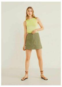 Pocket miniskirt