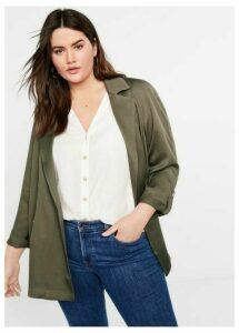 Soft fabric jacket