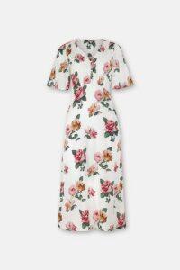 Chiswick Rose Spray Tea Dress