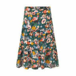 Jungle Book Jungle Flowers Tiered Skirt
