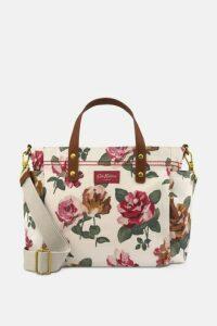 Chiswick Rose Small Matt Canvas Tote Bag