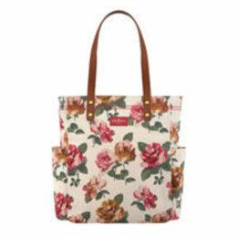 Chiswick Rose Large Canvas Tote Bag
