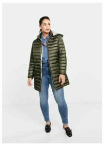 Pocket quilted jacket