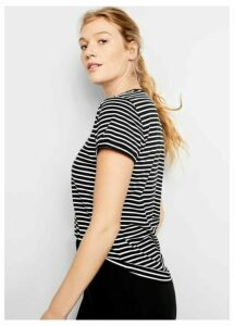 Stripes organic cotton t-shirt
